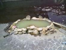 ブログ「へっぱく in裏庭」-ガニ湯