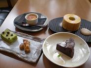 ブログ「へっぱく in裏庭」-今月の菓子200809