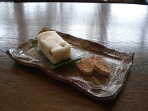 ブログ「へっぱく in裏庭」-今月の菓子200808-2
